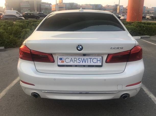 Used 2018 BMW 530 for sale in dubai