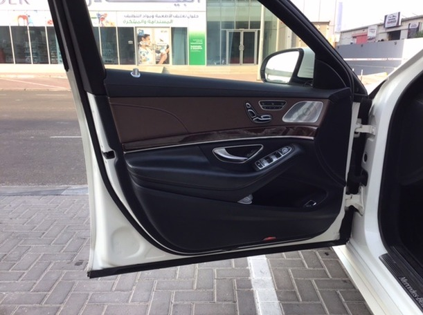Used 2016 Mercedes S500 for sale in dubai