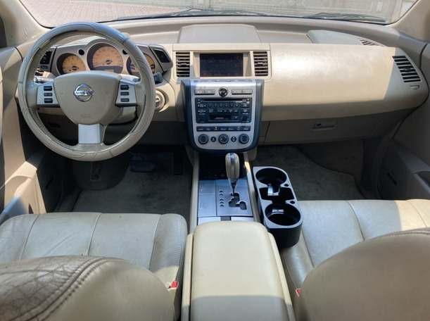 Used 2008 Nissan Murano for sale in sharjah