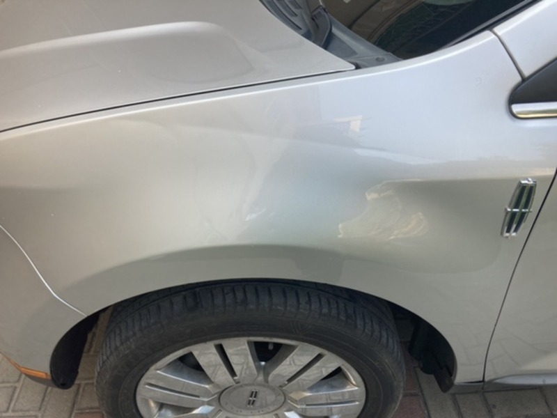 Used 2009 Lincoln MKX for sale in sharjah