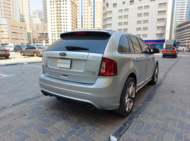 Used 2012 Ford Edge for sale in sharjah