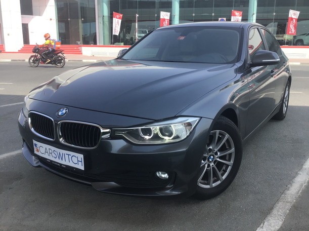 Used 2013 BMW 316 for sale in dubai