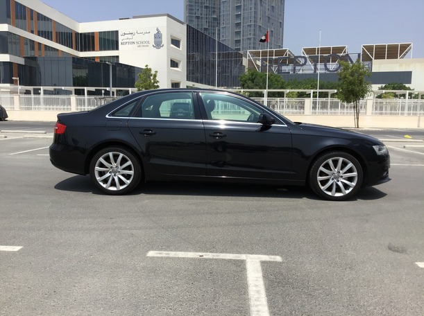 Used 2013 Audi A4 for sale in abudhabi
