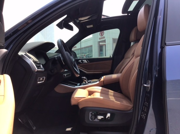 Used 2019 BMW X5 for sale in dubai