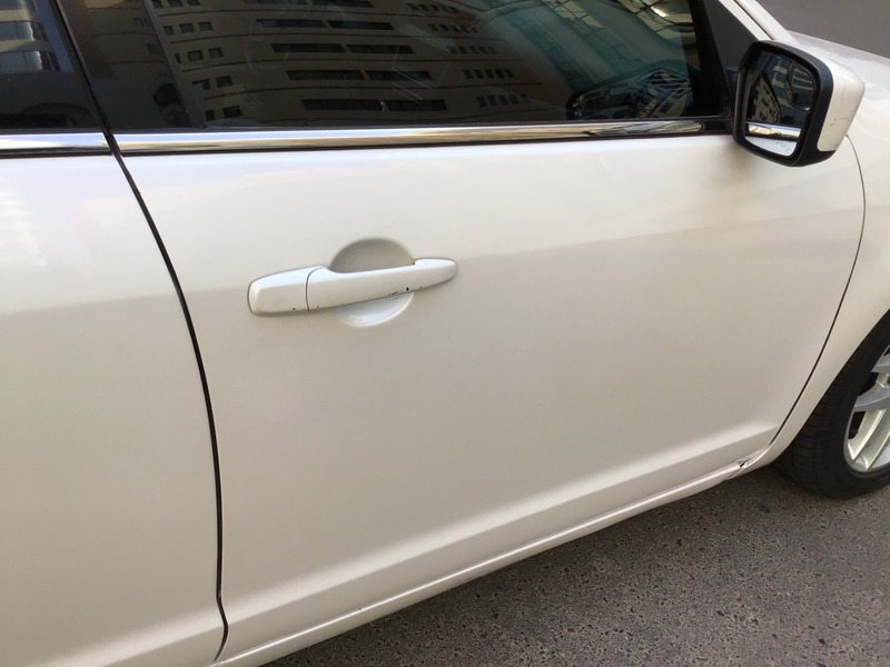 Used 2012 Ford Fusion for sale in abudhabi