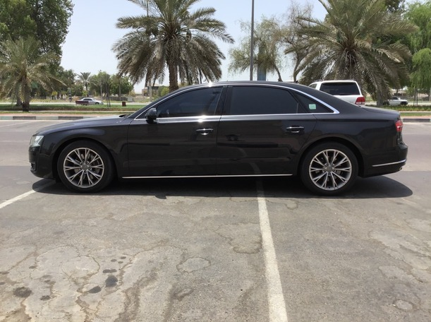Used 2015 Audi A8 for sale in abudhabi