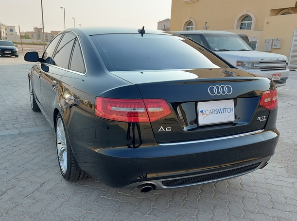 Used 2011 Audi A6 for sale in abudhabi