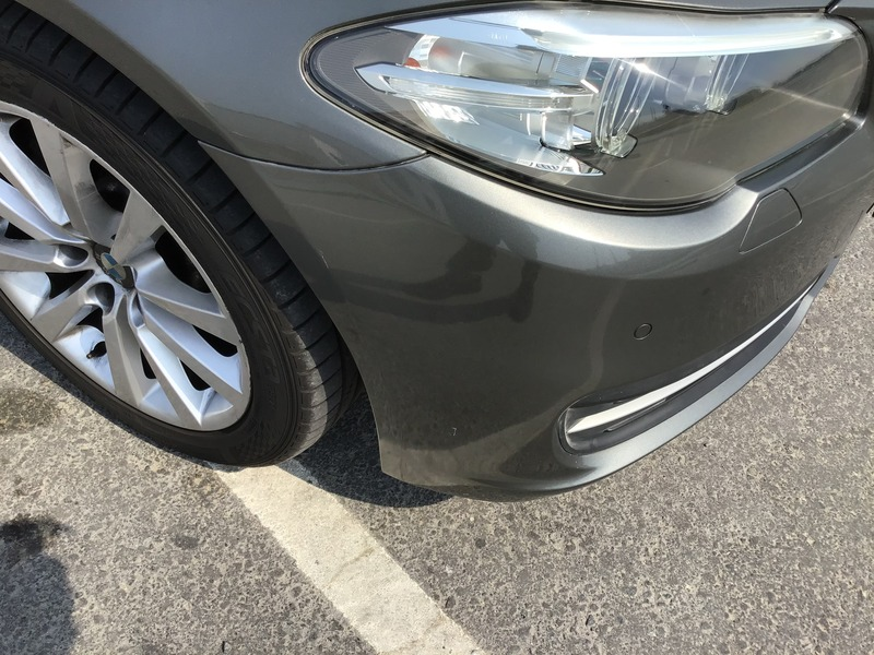 Used 2014 BMW 520 for sale in abudhabi