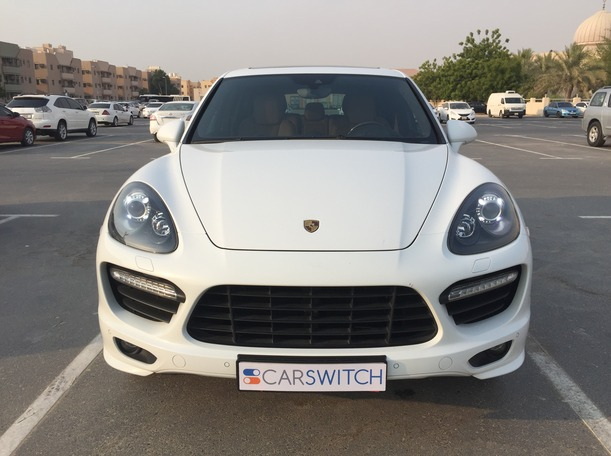 Used 2013 Porsche Cayenne GTS for sale in sharjah