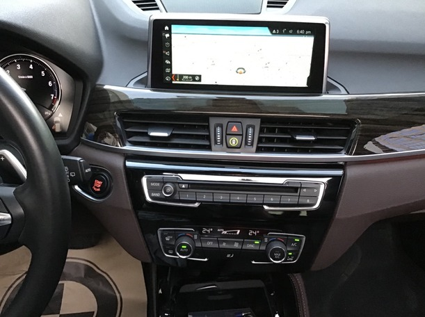 Used 2018 BMW X1 for sale in abudhabi