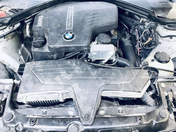 Used 2012 BMW 320 for sale in dubai