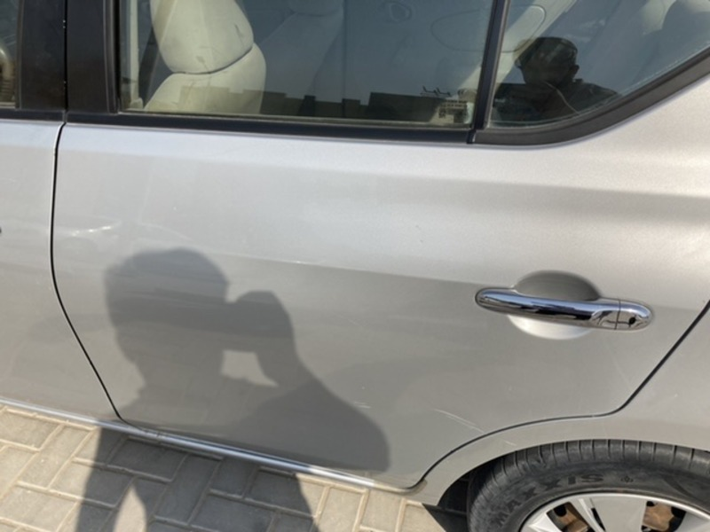 Used 2015 Nissan Sunny for sale in sharjah