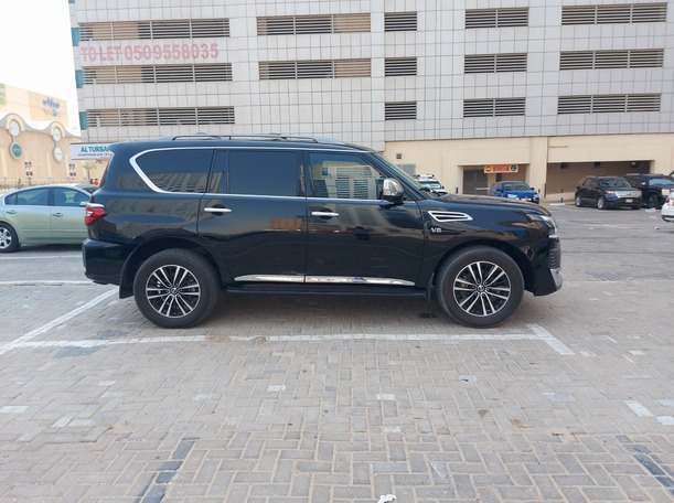 Used 2018 Nissan Armada for sale in sharjah