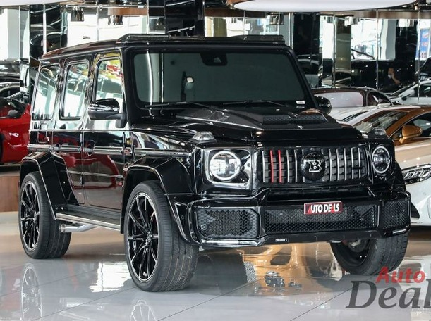 Used 2019 Mercedes G63 AMG for sale in dubai