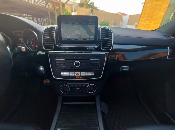Used 2017 Mercedes GLE43 AMG for sale in sharjah