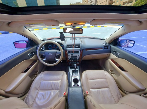 Used 2011 Ford Fusion for sale in sharjah