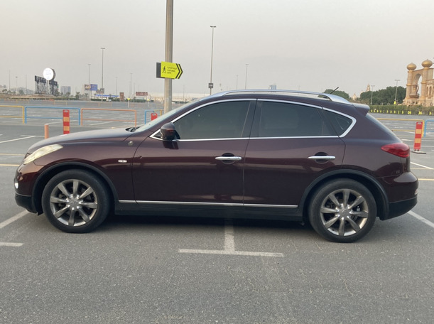 Used 2012 Infiniti EX35 for sale in sharjah