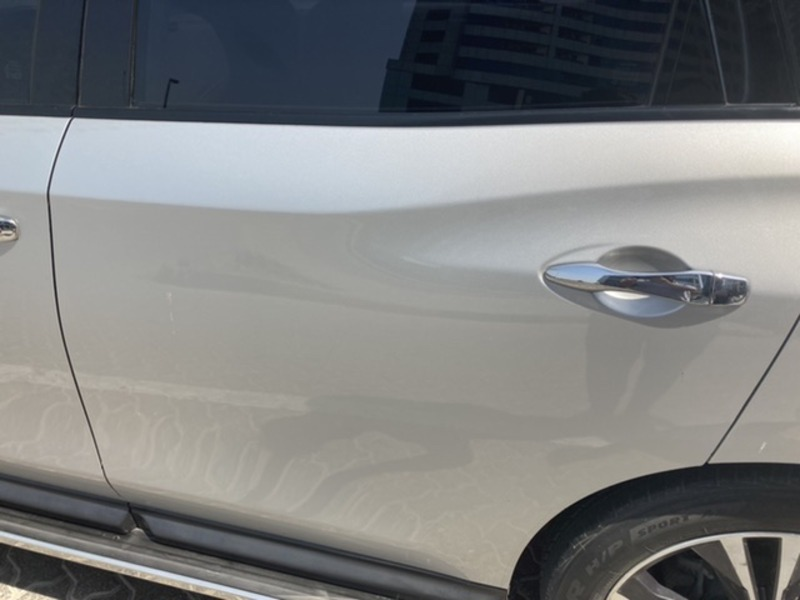 Used 2018 Nissan Pathfinder for sale in sharjah
