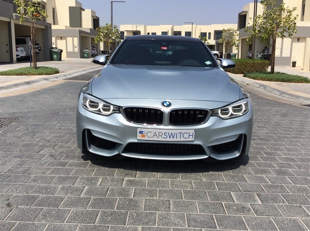 Used 2015 BMW M4 for sale in dubai