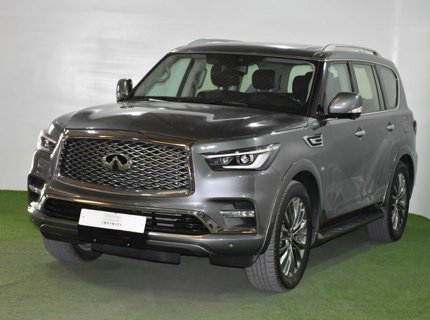 Used 2018 Infiniti QX80 for sale in sharjah