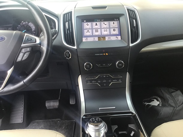 Used 2019 Ford Edge for sale in sharjah