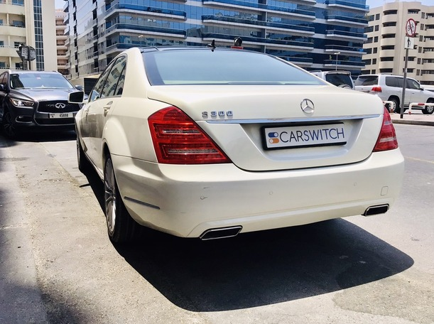 Used 2012 Mercedes S300 for sale in dubai