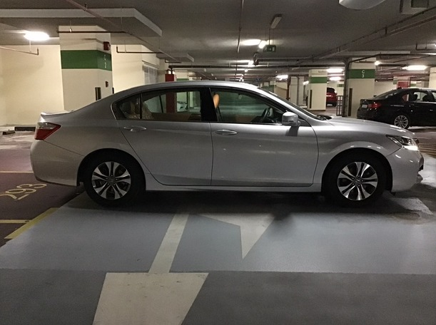 Used 2015 Honda Accord for sale in sharjah