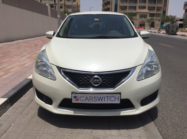 Used 2016 Nissan Tiida for sale in sharjah