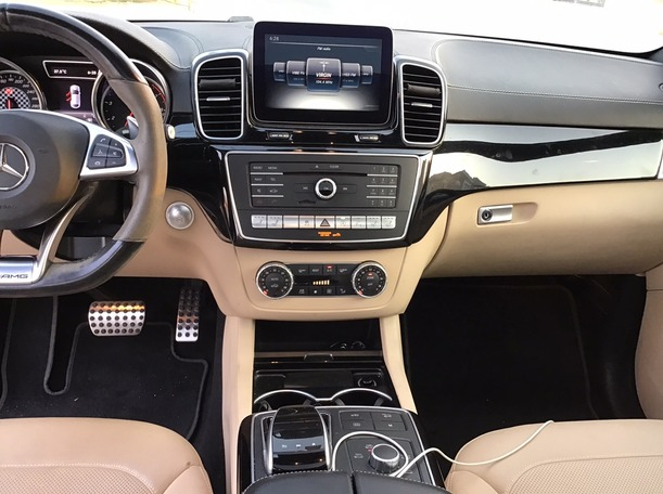 Used 2018 Mercedes GLE43 AMG for sale in dubai