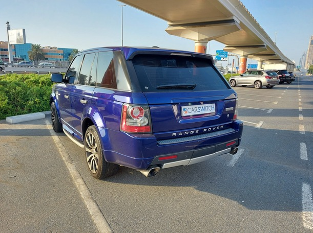 Used 2010 Range Rover Autobiography for sale in dubai