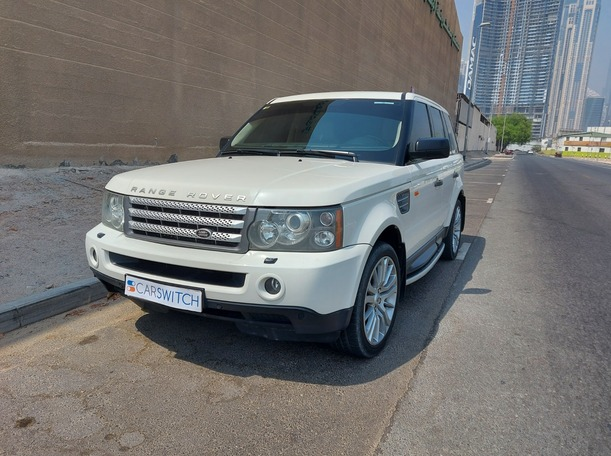 Used 2008 Range Rover Sport for sale in sharjah