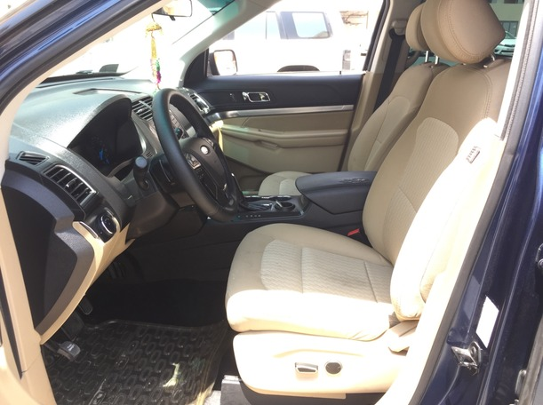 Used 2017 Ford Explorer for sale in dubai