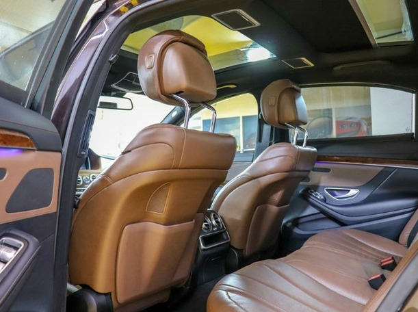 Used 2015 Mercedes S400 for sale in dubai