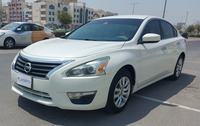 Used 2014 Nissan Altima for sale in abudhabi