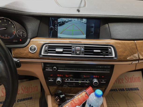 Used 2012 BMW 740 for sale in abudhabi
