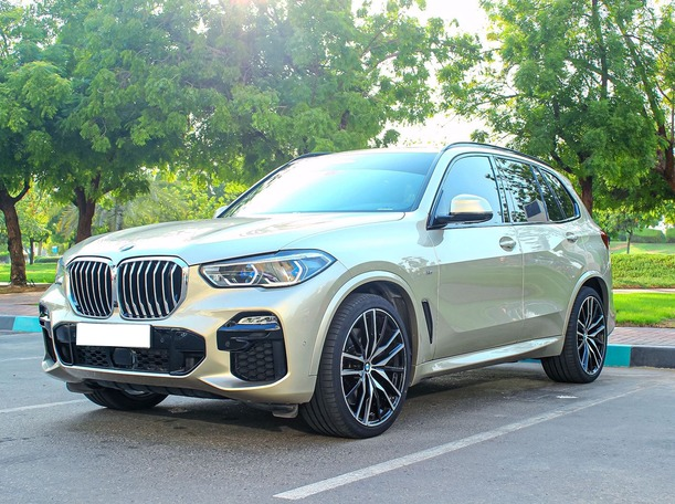 Used 2019 BMW X5 for sale in abudhabi