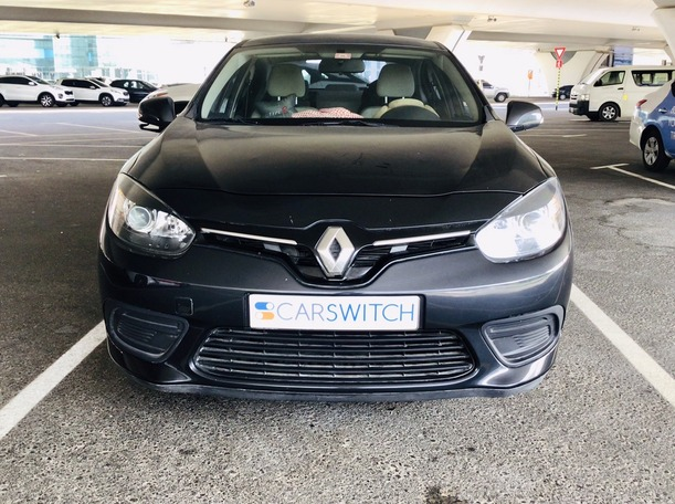 Used 2015 Renault Fluence for sale in dubai