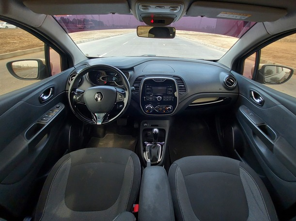 Used 2016 Renault Captur for sale in abudhabi