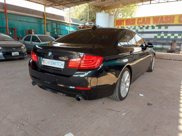 Used 2011 BMW 535 for sale in sharjah