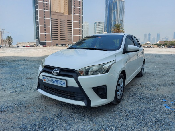 Used 2016 Toyota Yaris for sale in sharjah