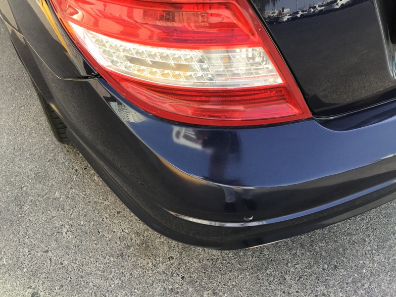 Used 2011 Mercedes C200 for sale in abudhabi