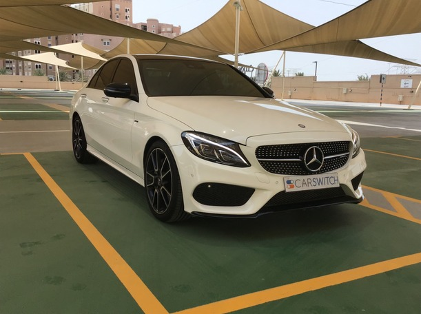 Used 2017 Mercedes C43 AMG for sale in dubai