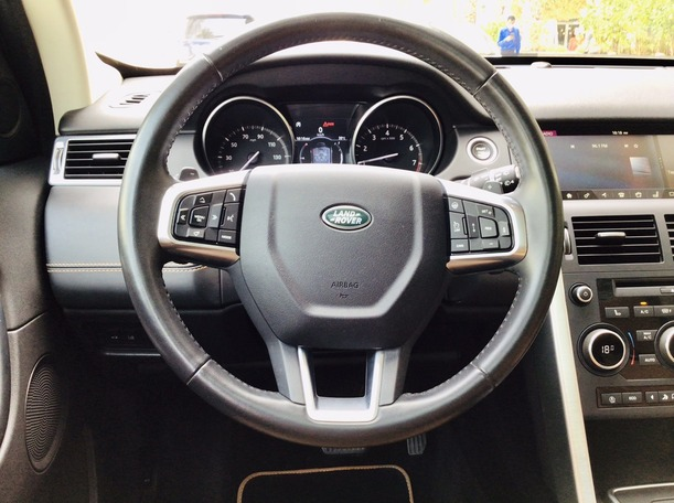 Used 2018 Land Rover Discovery Sport for sale in dubai
