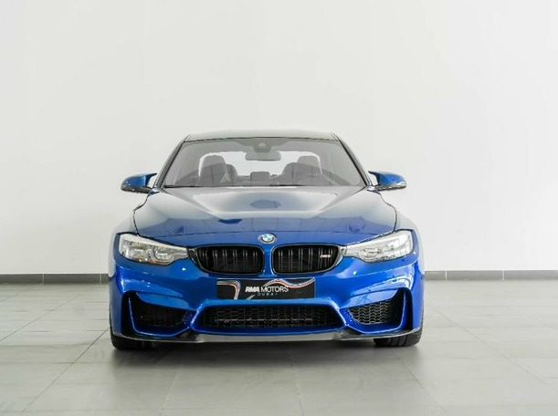 Used 2018 BMW M3 for sale in dubai