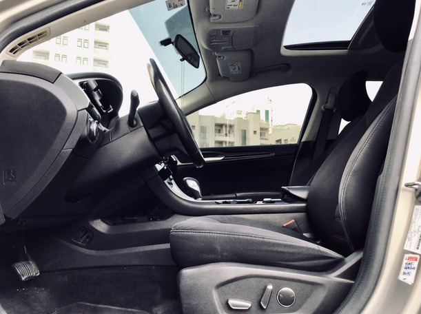 Used 2015 Ford Fusion for sale in dubai