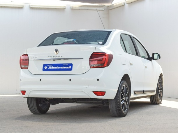 Used 2017 Renault Symbol for sale in abudhabi