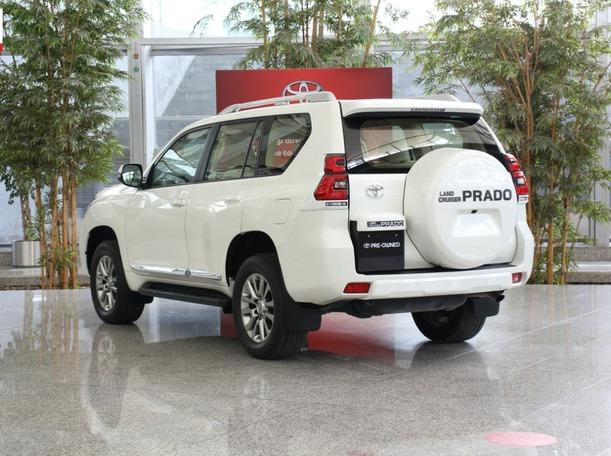 Used 2018 Toyota Prado for sale in sharjah