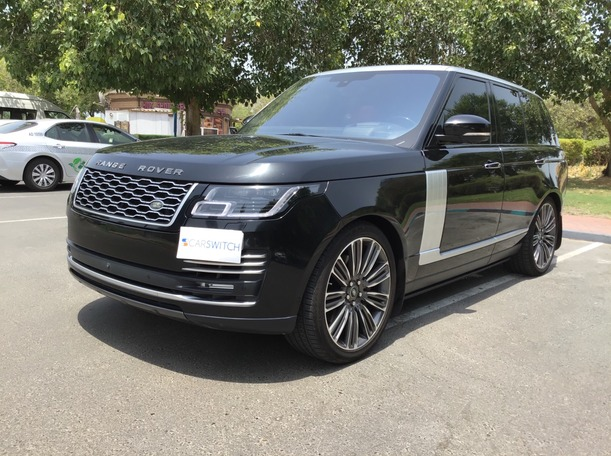 Used 2016 Range Rover Autobiography for sale in abudhabi