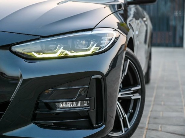 Used 2021 BMW 420 for sale in dubai