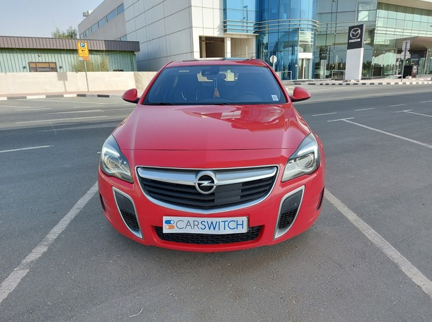 Used 2015 Opel Insignia for sale in sharjah